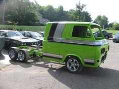 Too damn cool Cool Trucks, Big Trucks, Pickup Trucks, T3 Doka, Vanz, Volkswagen, Cool Vans, Weird Cars, Custom Vans