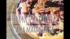 TORTA VARIEGATA ALLA MARMELLATA - FACILISSIMA - EASY RECIPES