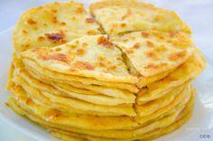 Μυζηθρόπιτες-Mizithropita (Cheese pies). You can serve it with honey and wallnuts