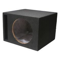 "Absolute USA VEGS15 Single 15-Inch Slot Ported Subwoofer Enclosure by Absolute. $49.98. Absolute VEGS15 Single 15"" Slot Ported Subwoofer Enclosure"