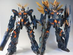 Denderop's Detailed REVIEW: P-Bandai PG 1/60 Expansion Unit Armed Armor VN/BS for PG RX-0 Unicorn Gundam 02 Banshee. No.41 Images, Info http://www.gunjap.net/site/?p=284555