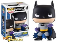 Get into the action with Batman Pop! today…
