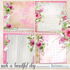 Beautiful Day, Digital Scrapbooking, Quilts, Shop, Collection, Design, Comforters, Patch Quilt, Kilts