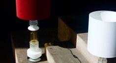 Vintage Lamps, Lighting, Home Decor, Homemade Home Decor, Light Fixtures, Lights, Interior Design, Lightning, Home Interiors