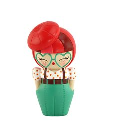 I love love LOVE Momiji dolls and this new one they are coming out with is one of my favorites yet! Her name is Bibi Button. How cute is that?!