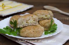 Polpette di cavolfiori e patate con formaggio, un secondo facile e veloce con cavolfiori. Ricetta al forno senza frittura, gustose.