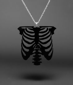 Thoracic necklace.