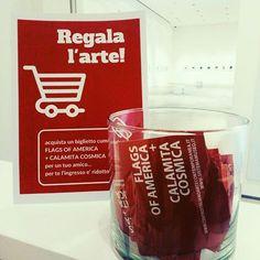 #regalalarte #ciacfoligno #artecontemporanea