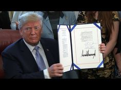 """President Trump just took a giant step towards actual welfare reform """"President Trump's new executive order on welfare reform has laid the groundwork to get more Americans back to work while protecting and strengthening the safety net for the truly needy,"""" Kristina Rasmussen writes in theNew York Post. Rasmussen explains that the Executive Order signed…"""