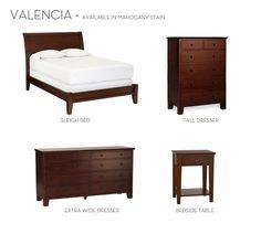 Valencia Tall Dresser