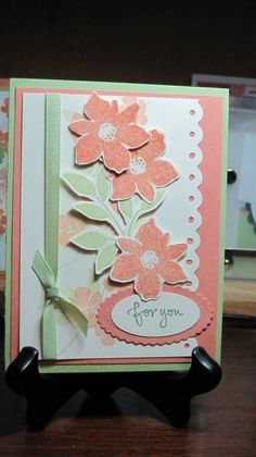 Best Blossoms kick...v3 by LoisB - Cards and Paper Crafts at Splitcoaststampers