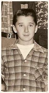 ... Musician and Singer Denny Doherty 1955 at Alexander McKay School, Halifax | by Ross Dunn