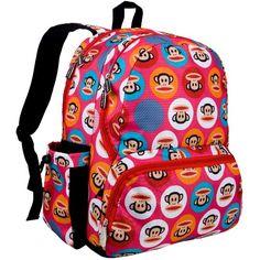 Paul Frank Core Dot Megapak Backpack *** Click on the image for additional details.