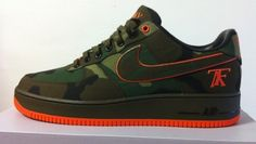 Nike Air Force 1 Bespoke – Hard 2 Knock Shoppe