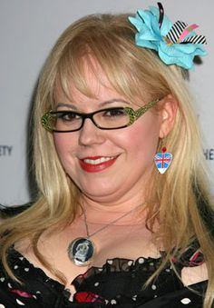 """Kirsten Vangsness """"Penelope Garcia"""" -Criminal Minds...my famous lookalike..."""