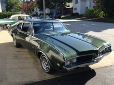 1969 Oldsmobile 442 Sport Coupe, 400 #'s Matching, 4 Spd