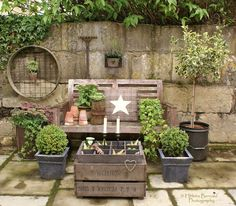 Image result for small deck decor
