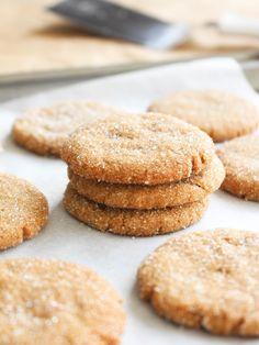 Cookies de Gengibre Veganos-9