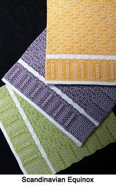 Bev Polk's Handwoven Bread Cloths & Dish Towels