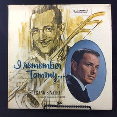 Frank Sinatra - I Remember Tommy - LP vinyl record 1961 Reprise Productions by TheTimeTravelingPug on Etsy