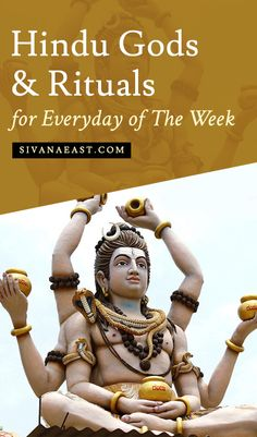 Hindu Gods & Rituals For Everyday Of The Week