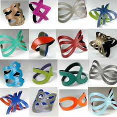 Wholesale Collection of Best Selling Cuffs. $105.00, via Etsy.