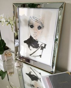 Anna Halarewicz limited edition of 10 signed art giclee print. Only in wool wall. Perfect decor for your home. Paris style. Buy it for 150 $ woolwall.pl