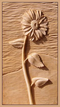 Best carved flowers images in carving woodworking