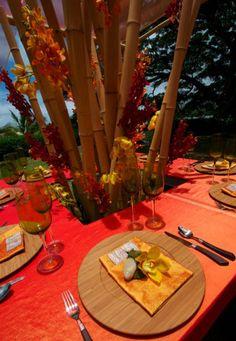 #Yvonne Design #Table Design #Shawn Starr