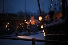 Kristin Ladström | blogg: julkören i snön