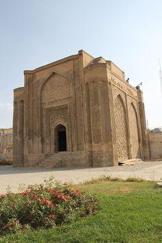 Alavian dome, Hamedan - Iran Iran Traveling Center irantravelingcent... #iran #travel #traveltoiran