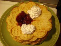 Waffles, Pie, Breakfast, Desserts, Food, Cakes, Torte, Tailgate Desserts, Pastel