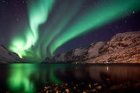 The Fjord Of Light, Tromso, Norway