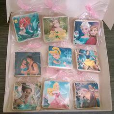 Galletas de las Princesas Disney