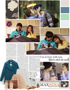 """""""Yoo In Na and Ji Hyun Woo"""" by chomiczynka ❤ liked on Polyvore Queen In Hyuns Man, I Am A Queen, Music Challenge, Yoo In Na, Kim Tae Hee, That's What She Said, Hyun Woo, Im In Love, Korean Drama"""