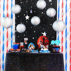 D I Y Star Wars Hanging Decorations Room Party Birthday