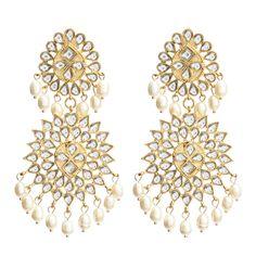 Amrita Singh | Designer Earrings – Clip Earrings
