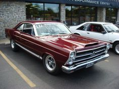 1966 Ford Fairlane GT