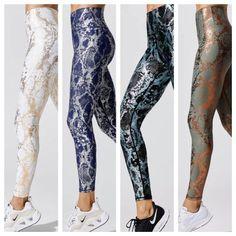Athletic Outfits, Workout Gear, Snake Print, Sportswear, Shop My, Leggings, App, Fitness, Pretty