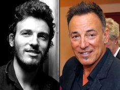 Bruce Springsteen is not aging.... he is continually evolving and reinventing