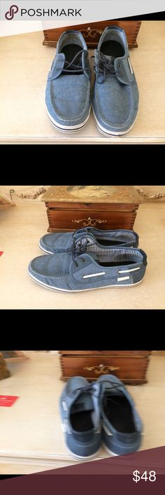 Men's ALDO Boat shoes Men's ALDO Boat shoes. Worn only a few times by my son before he grew out of them. Classic and it great shape. Aldo Shoes Boat Shoes
