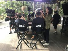 Dec and Ant?