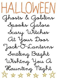 happy halloween poems - Good Halloween Poems