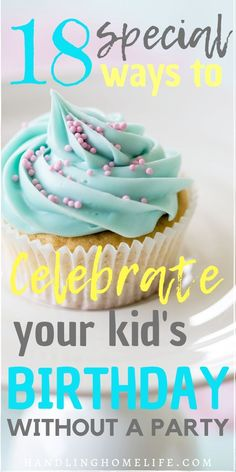 How To Celebrate Without a Party: Special Birthday Ideas For Kids - Unique and fun birthday ideas for kids to celebrate WITHOUT a party! Make birthday traditions your - Birthday Traditions, Birthday Celebration, Birthday Party Themes, Birthday Ideas, Celebration Cakes, Sons Birthday, Special Birthday, Diy Birthday, Birthday Stuff
