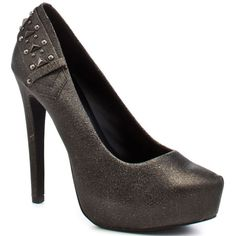 Jessica Simpson Faran Black Leather Heels #JessicaSimpson sexy as fu*k
