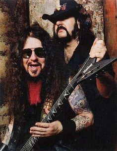 Brothers Dime and Vinnie