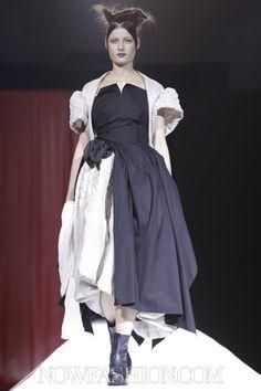 Yohji Yamamoto -- s/s 2012