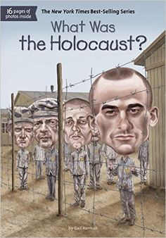 What Was the Holocaust?: Gail Herman, Jerry Hoare: 9780451533906: Amazon.com: Books