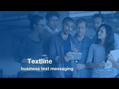 Textline is on YouTube — Textline business text messaging