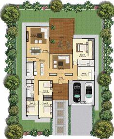 Longridge Homes - Madison 255 floorplan